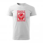 ID0125 – vtipne – hadle_with_care – tricko_panske_biela