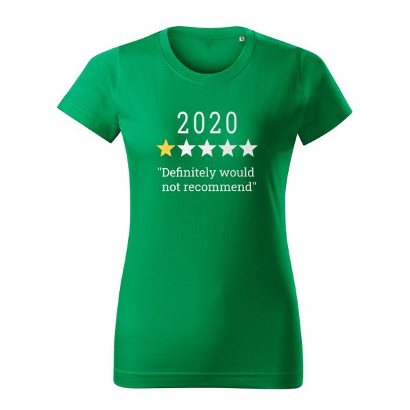 ID0132 – vtipne – 2020 – tricko_damske_zelana