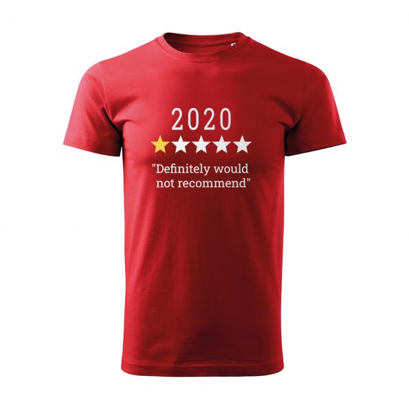 ID0132 – vtipne – 2020 – tricko_panske_cervena