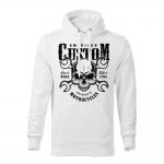 180 – American Custom – Authentic motorcycles – mikina_panske_cierna