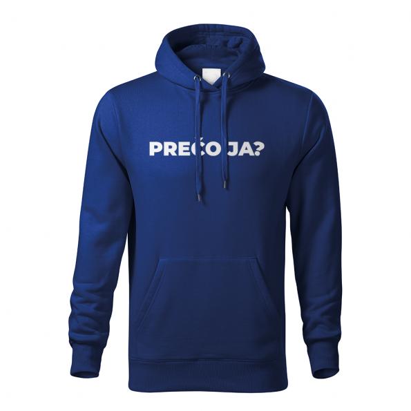 ID0113 – vtipne – preco_ja – mikina_panske_modra