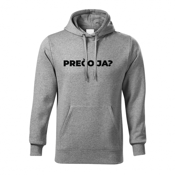 ID0113 – vtipne – preco_ja – mikina_panske_seda