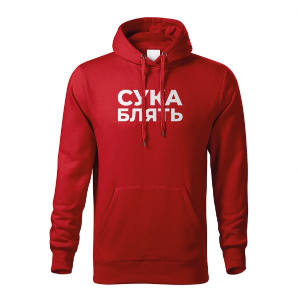 ID0122 – vtipne – ukazes_mi_kozicky – mikina_panske_cervena