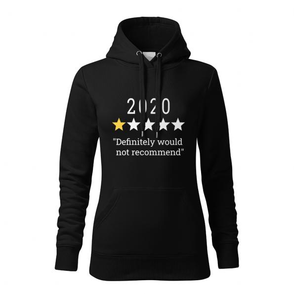 ID0132 – vtipne – 2020 – mikina_damska_cierna