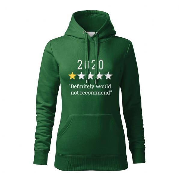 ID0132 – vtipne – 2020 – mikina_damska_zelena