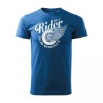 185 – Custom Motorcycles – Hell rider – tricko_panske_cierna