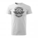 ID0208 – American Motorcycles – Wheels of Fire – tricko_panske_cierna