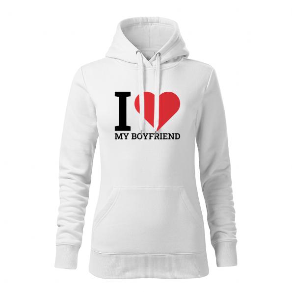 ID0408 – I_love_my_Girlfriend_boyfrient_PAR – mikina_damska_biela