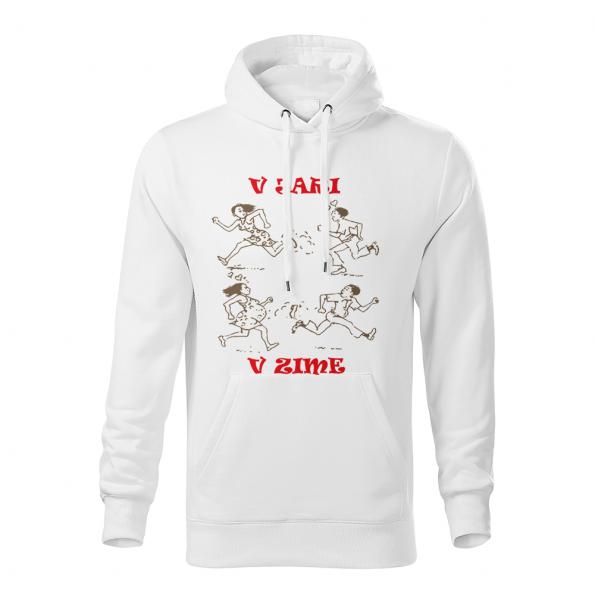 ID0152 – vtipne – v_jari_v_zime – mikina_panske_biela